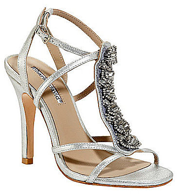 Charles David Avery T-Strap Sandals