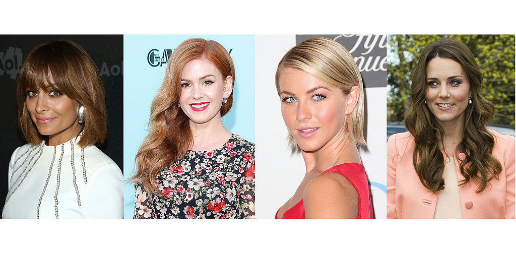 Isla, Kate & Nicole Round Out This Week's Top 10 Celebrity Beauty Looks