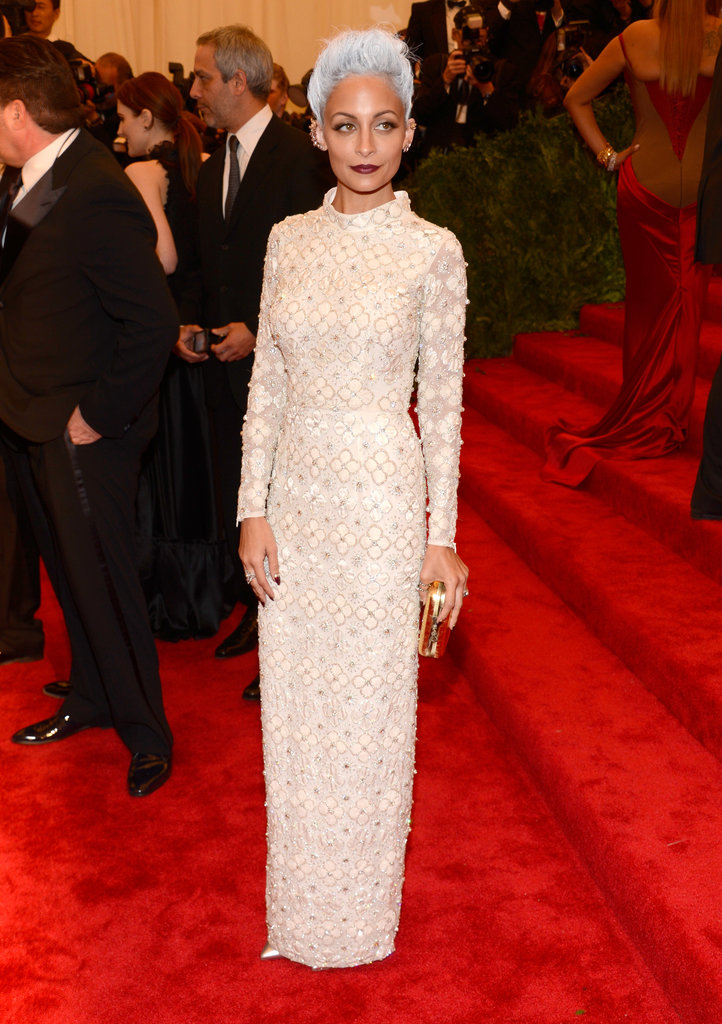 Nicole Richie attended the gala.