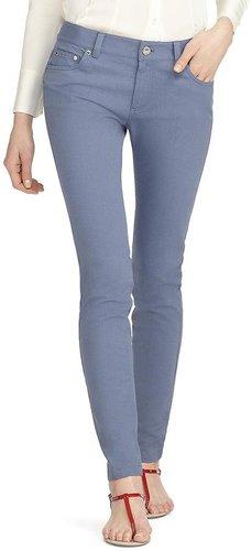 Five-Pocket Brooke Fit Ankle Length Pants