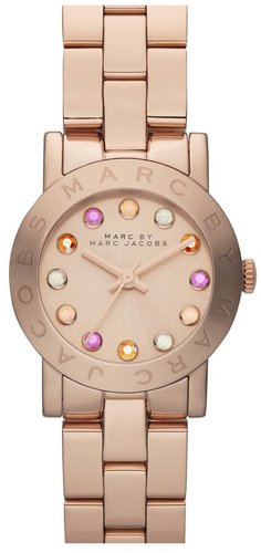 MARC BY MARC JACOBS 'Small Amy' Bracelet Watch, 26mm