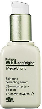 Dr. Andrew Weil for Origins® Mega-Bright Skin Tone Correcting Serum
