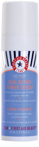 First Aid Beauty Dual Repair Power Serum 1 fl oz (30 ml)