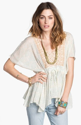 Free People 'Garden of Eden' Top
