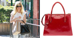 Celebs Love The Miu Miu Craquelé Bag For Spring