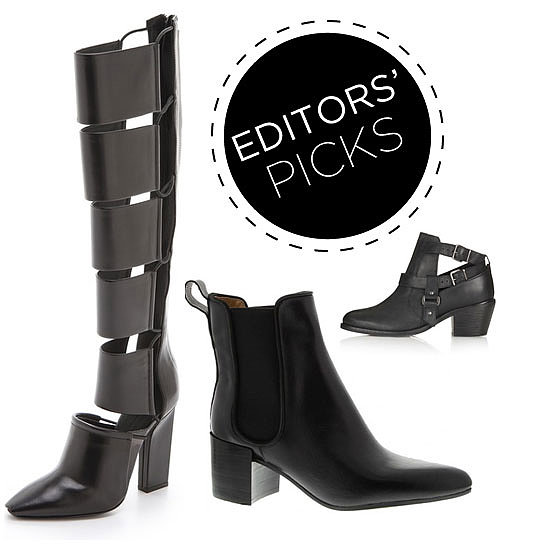 Editors' Picks: Best Black Boots to Buy Online Now