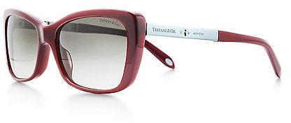 Tiffany Locks Butterfly Sunglasses