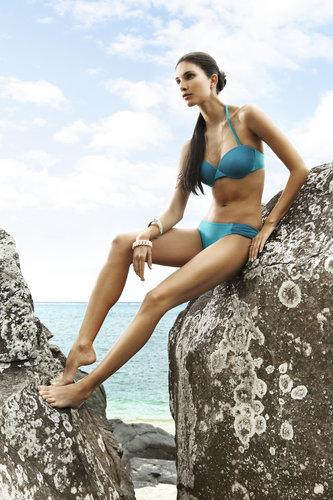 Swimwear Model Theresa Moore Moontide