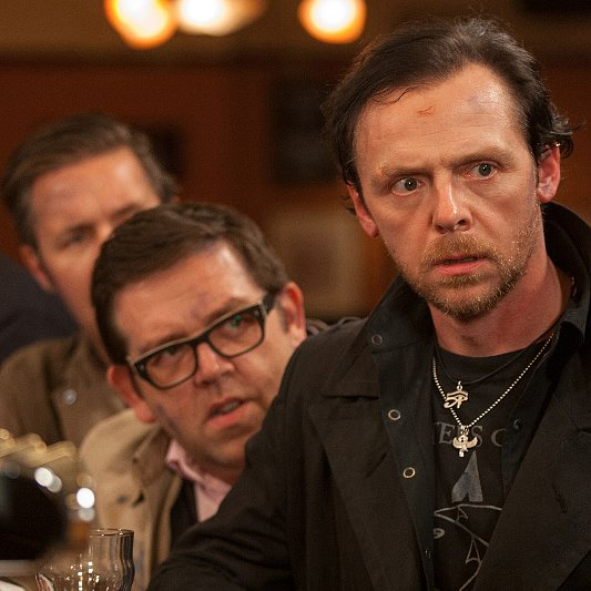 The World's End Trailer With Simon Pegg