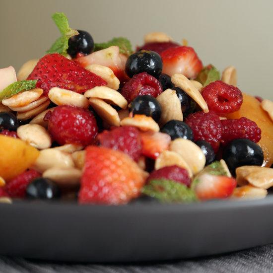 Fruit Salad With Mint