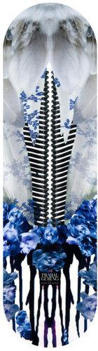 SK8 Prabal Gurung X M'O Spine Print Deck