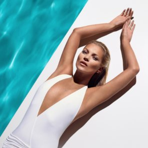 Kate Moss Is the Face of St. Tropez