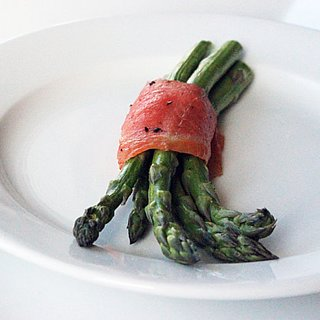 Snack Smarter: Asparagus and Salmon Bundles