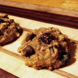 Sweet Potato Oatmeal Cookie Recipe