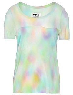 MM6 by MAISON MARTIN MARGIELA Short sleeve sweater
