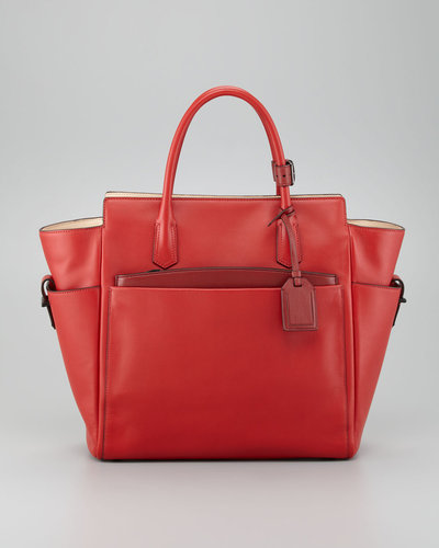 Reed Krakoff Atlantique Tote Bag, Crimson Red