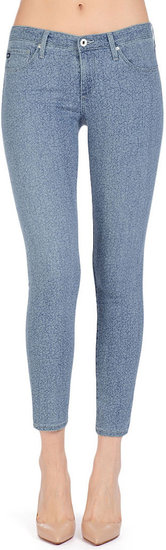 The Legging Ankle - Denim Isla