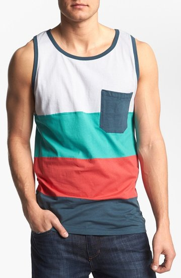 ambsn 'Popsicle' Tank Top