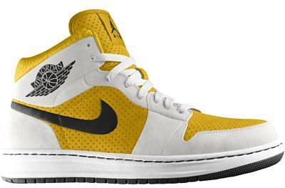 Nike Air Jordan Alpha 1 iD Custom Men's Basketball Shoes