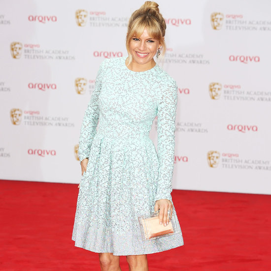 Sienna Miller Loves the Fit-and-Flare Style