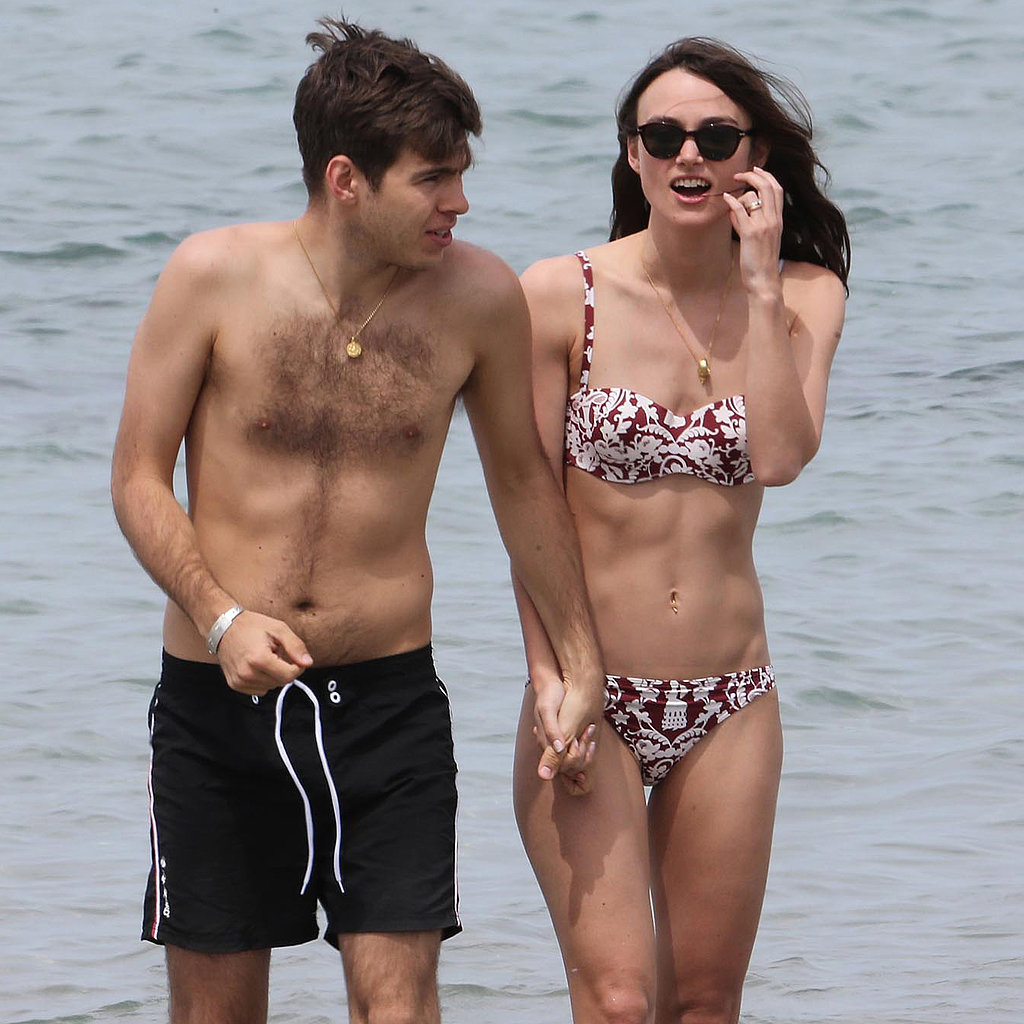 Think, that keira knightley swimsuit not happens))))