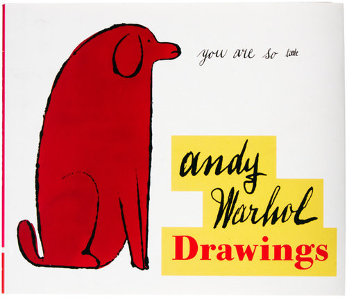 Abrams & Chronicle Andy Warhol Drawings Book