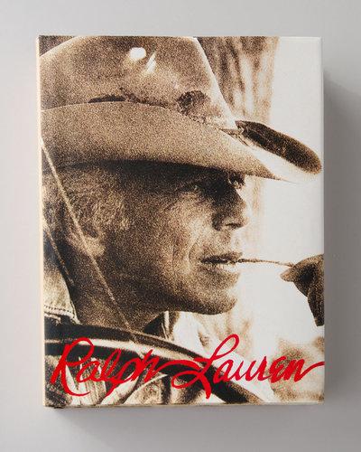 """""""Ralph Lauren"""" Book"""