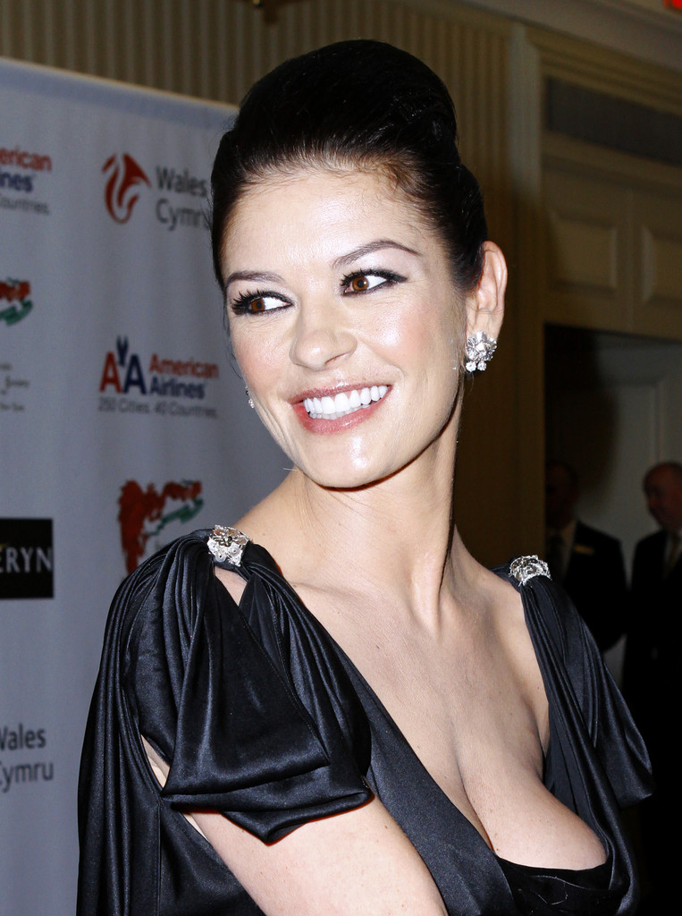 """Catherine Zeta-Jones talked about her bipolar disorder in 2011, with the hope of decreasing the shame associated with it:  """"This is a disorder that affects millions of people and I am one of them. If my revelation of having bipolar II has encouraged one person to seek help, then it is worth it. There is no need to suffer silently and there is no shame in seeking help."""""""