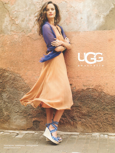 Barbara Fialho For Ugg