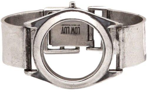 Lowluv By Erin Wasson Faceless watch bracelet