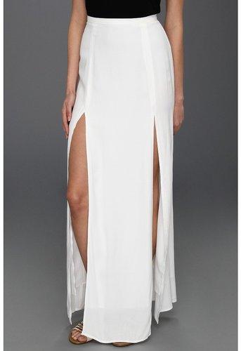 BB Dakota - McKinley Skirt (Optic White) - Apparel