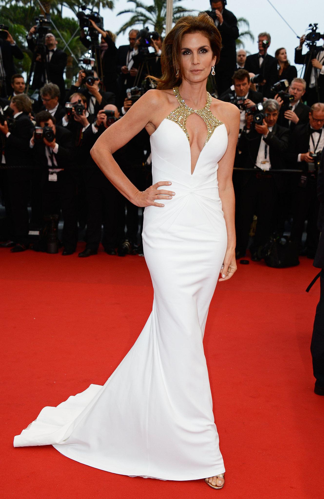 Roberto Cavalli Dresses Off White white Roberto Cavalli gown