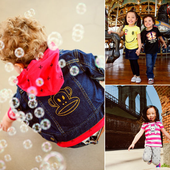 Sneak a Peek at Paul Frank's Fall Kids' Collection!