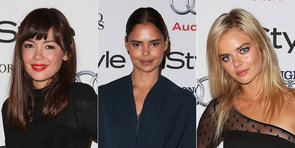 See the Beauty on Show at the 2013 InStyle Women of Style Awards