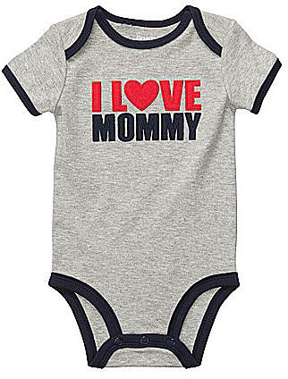 "Carter ́s Infant ""I LOVE MOMMY"" Bodysuit"