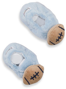 Lamaze Blue Sport Booties - Up to 6 Months