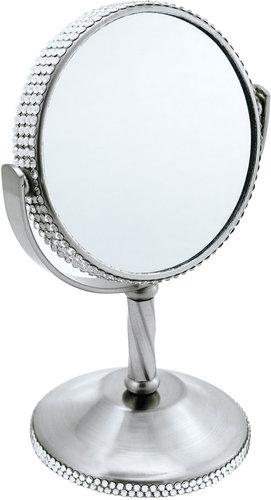 Tweezerman Crystal Standing Mirror