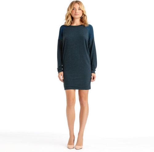 Oversize Sweatshirt Dress