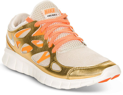 Nike Women's Shoes, Free Run+ PRM EXT Sneakers
