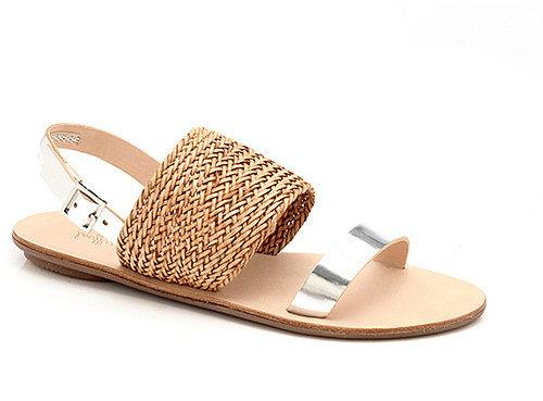 Dree woven sandal