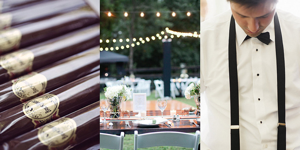 11 Ways For the Groom to Add His Touch to the Big Day