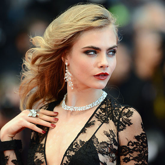 See Cara Delevingne's Burberry Cannes Look from All Angles
