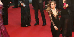 Cara Delevingne's Show-Stopping Cannes Look, From All Angles