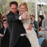 Dwight and Angela's Wedding Pictures on The Office