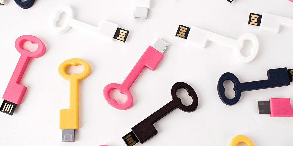 Sweet Memory: USB Drives as Wedding Favors