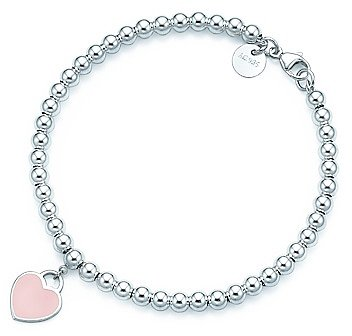 Return to TiffanyTM Bead Bracelet