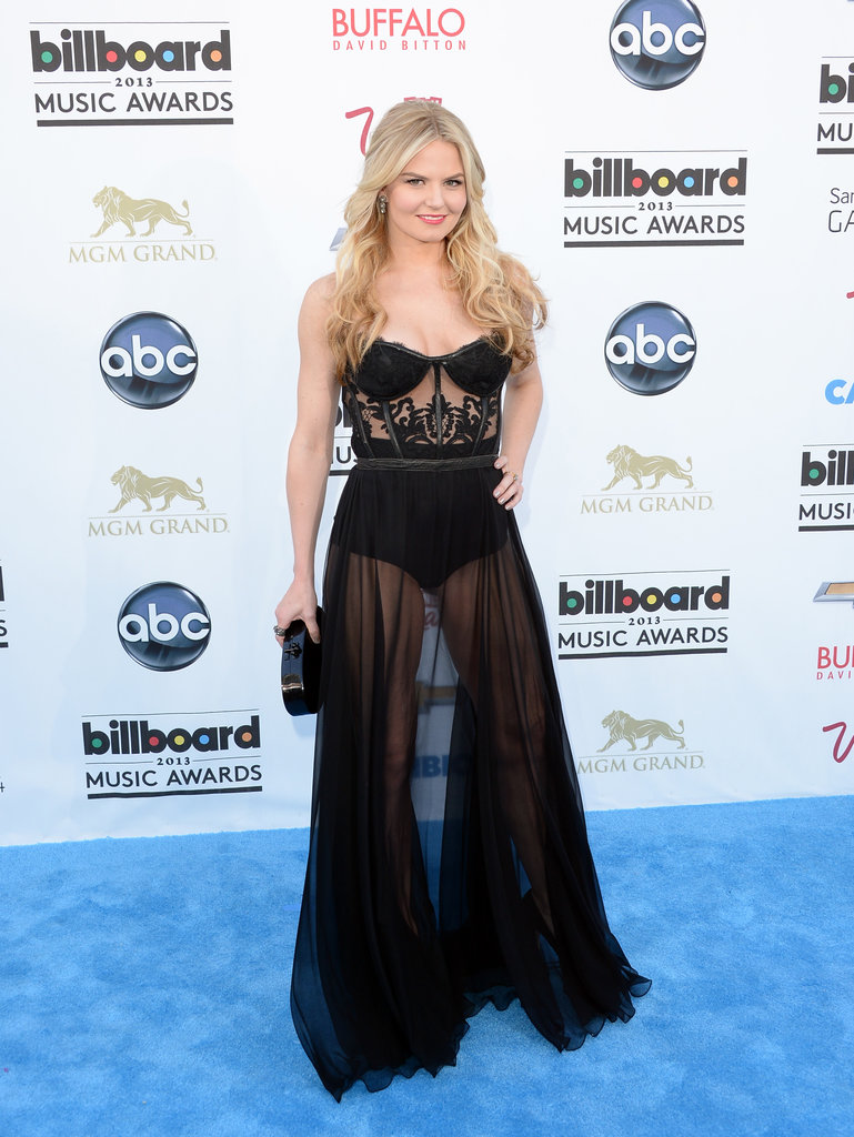 Jennifer Morrison Turned Heads