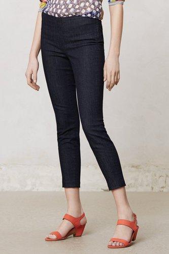 J Brand Cropped Clean Capri Jeans