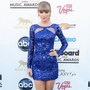 Taylor Swift Dress at Billboard Awards 2013