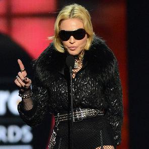 Madonna at Billboard Awards 2013